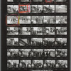 Gay Rights Demonstration, Albany, New York, 1971, contact sheet 3