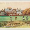 Muirfield. Honourable Company of Edingburgh Golfers.