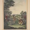 Fêtes données à Vienne à l'occasion du mariage de Joseph II avec Marie Josephine Antoinette de Baviére, le 23 Janvier 1765