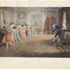 La classe de danse = A dancing class : Monsr. Coulon's Academy