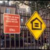 Petrosino Park Installation (Do Nothing and Stall with men)