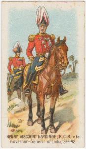 Henry Viscount Hardinge, K.C.B. etc. 1844-48.