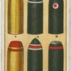 Distinguishing marks on projectiles (2).