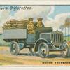 Motor transport wagons.
