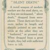 """Silent death."""