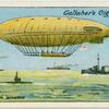 A British airship.