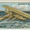 British seaplane.