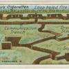 Types of trenches. Five trenches with passages in the rear.