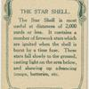 The star shell.