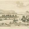 Passage du Rhòne par Annibal