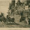 Chariot race in the Circus Maximus