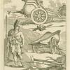 Roman triumphal chariots
