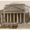 Roma--Pantheo d'Agrippa