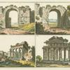 Ruined gates and temples