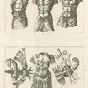 Roman cuirasses]