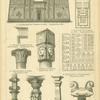 Ägyptischer, assyrischer, persischer, und indischer Stil