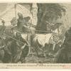 Auszug eines assyrischen Kriegsheeres.