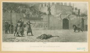 Diversion of an Assyrian king.