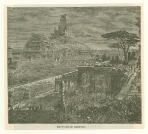 Capture of Babylon.