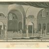 Restitution du frigidarium, ou grand'salle des thermes du palais