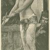 Egyptian dancer.