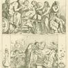 Death scenes, ancient Rome