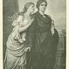 Antigone and Ismene.