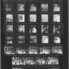 Gay Activists Alliance Firehouse Dance, 1971: contact sheet 1