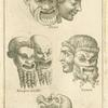 Roman comedy masks
