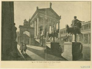 The Temple of Jupiter and the ... Digital ID: 1621112. New York Public Library