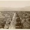 Pompei: panorama preso dalle mura