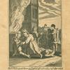 Matthathias [Mattathias] slayeth a Jew [that] did sacrifice to idols