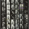 Jonathan Katz and Buffy Dunker at Oscar Wilde Memorial Bookshop, contact sheet 2