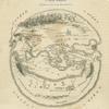 Carte du monde d'Homère, composée et dessinée par M.O. Mac Carthy