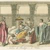 Nozze di Penelope e di Ulisse.