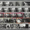 Gay Liberation Front march on Times Square: contact sheet