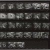 Gay Liberation Front (GLF) at WBAI-FM: contact sheet