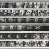 Preparations for Gay Liberation Front Dance at Alternate University, protest raid on Snake Pit Bar: contact sheet