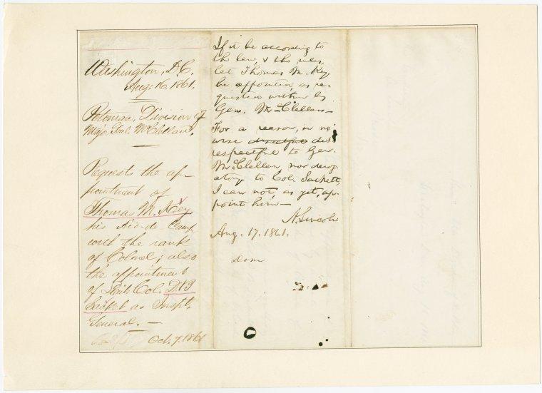 on 8/16/1861