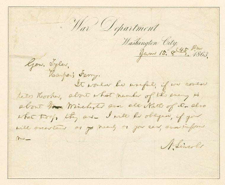 on 6/15/1863