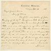 A.L.S. to Major General Meade regarding pardon for John Murphy because of his age