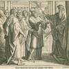 Aarons Priesterthum wird durch den grünenden Stab bestätiget