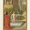 Bethsabé au bain