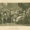 Belshazzar's impious feast