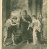 Saul presenting his daughter Merab to David