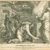 Davids Volkszählung wird mit Pestilenz gestraft
