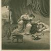 Jael killeth Sisera
