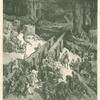 Cèdres du Liban destinés a la construction du temple