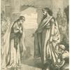 Solomon and the Queen of Sheba.