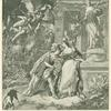 Jason swearing fidelity to Medea.